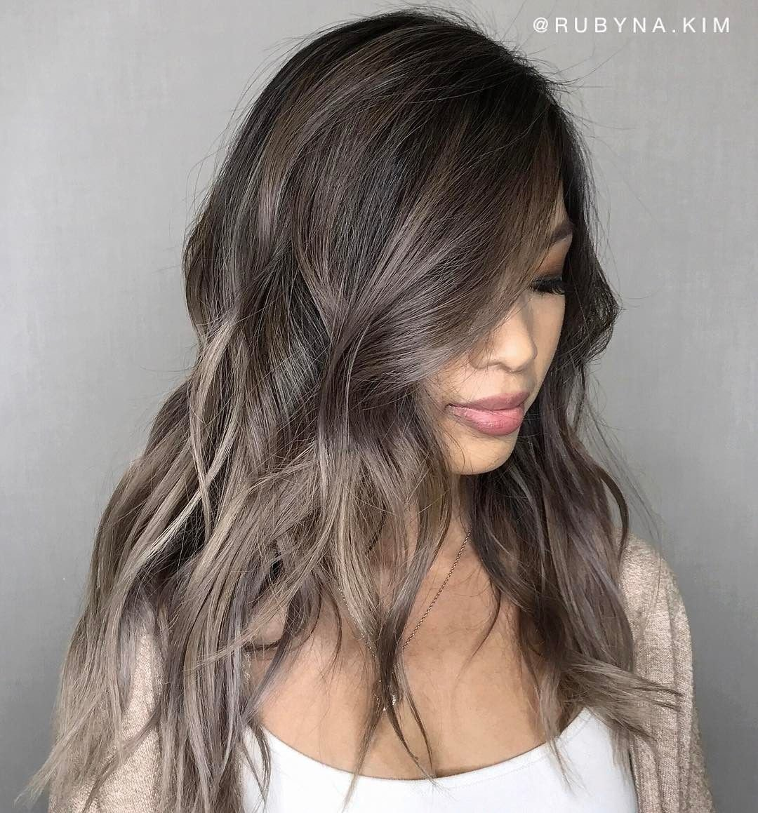 The Best Ash Brown Hair Hairstyles Magazine Pictures