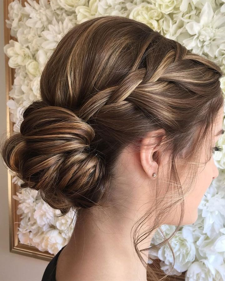 The Best 35 Wedding Bridesmaid Hairstyles For Short Long Hair Pictures