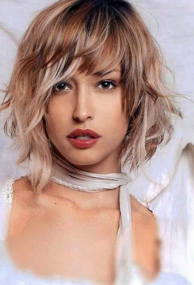 The Best Medium Length Haircuts Trends Fall Winter 2019 Average Pictures