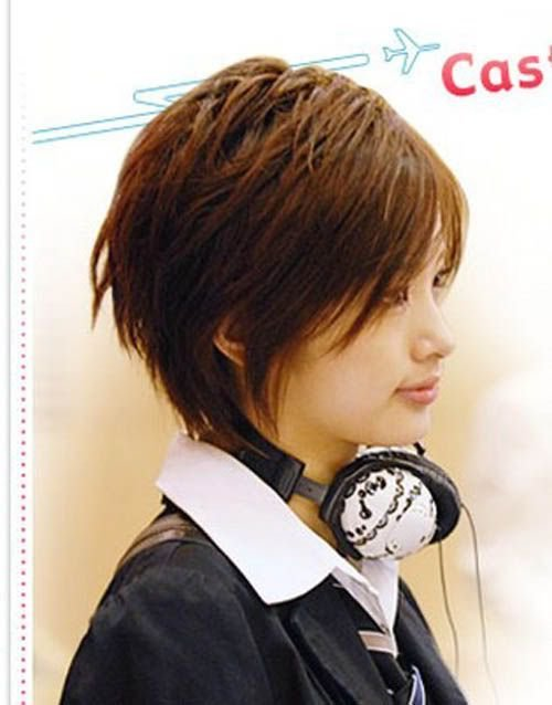 The Best Gallery For Asian Tomboy Hairstyles For Girls Haircuts Pictures