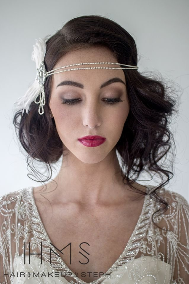 The Best Gatsby Wedding Lifestyle Gatsby Hair 1920S Hair 20S Hair Pictures