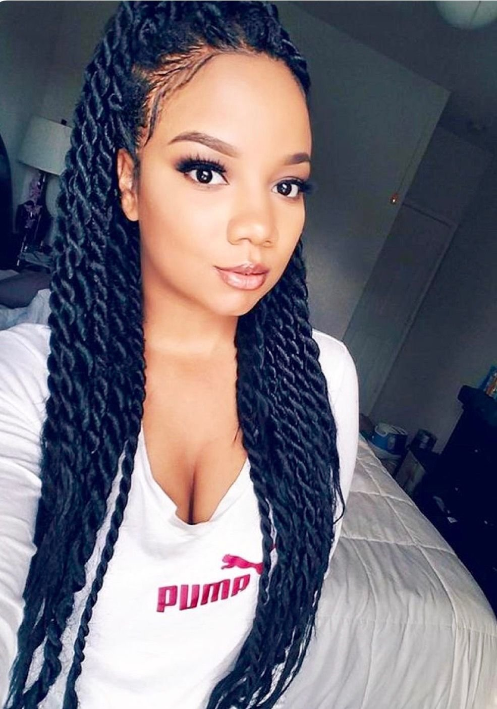 The Best Senegalese Twists Cred Pinterest Hairstyles Hair Pictures