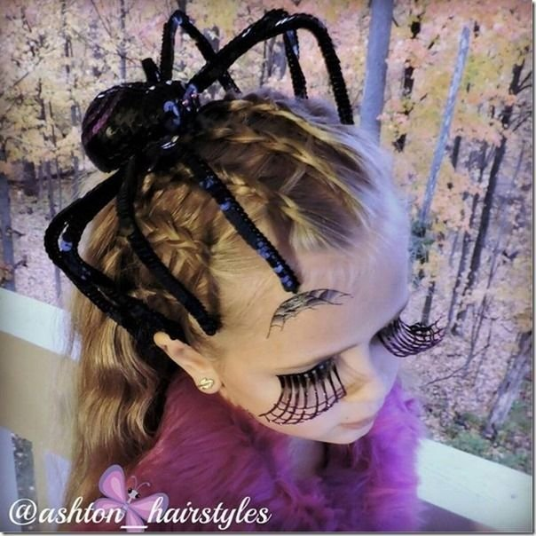 The Best 50 Incredible Halloween Hairstyles Halloween Hairstyles Halloween Hair Hair Styles Crazy Hair Pictures