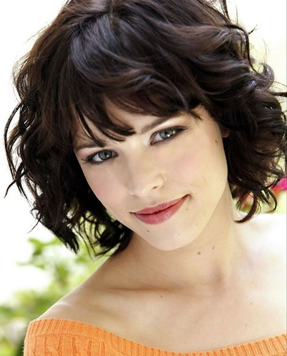 The Best Short Hairstyles For Curly Hair 2019 Latest Hairstyles Pictures