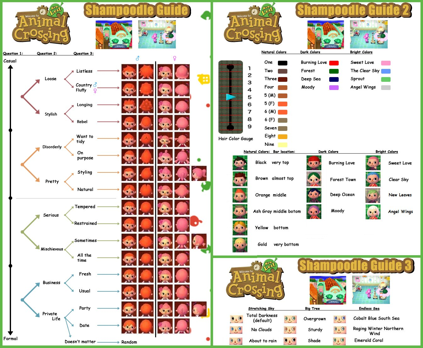 The Best Guide To Shampoodle Animal Crossing New Leaf Animal Pictures