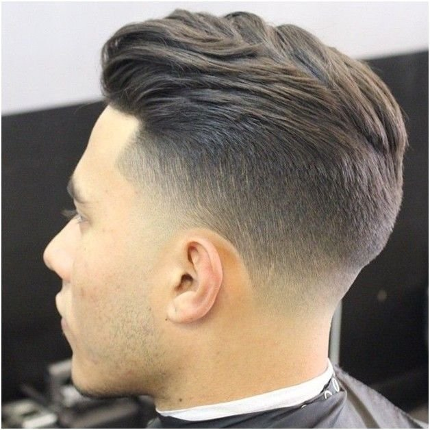 The Best Types Of Fade Haircuts Man 2017 Men S Haircut Fade Back Pictures