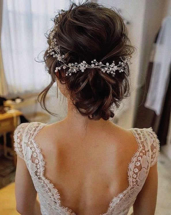 The Best Simple Updo Hairstyles For Shoulder Length Hair Simple Pictures