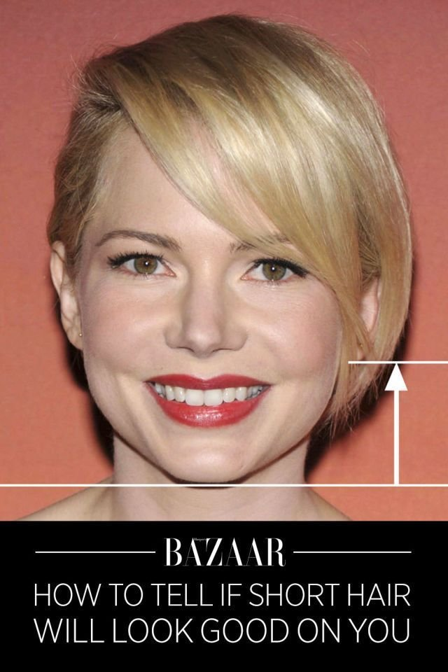 The Best How To Tell If Short Hair Will Look Good On You Beauty Pictures