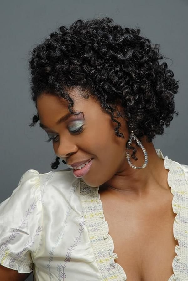 The Best Natural Hairstyles For Thin Hair 40 Natural Hair Styles Pictures