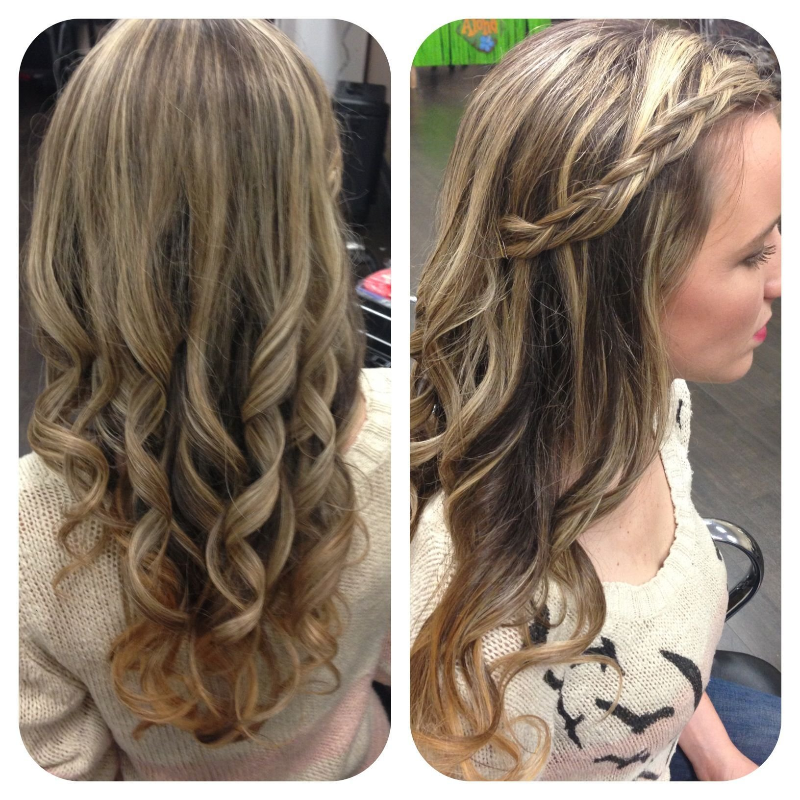 The Best Simple Hair For Graduation Day Hair By Shanae Hair By Pictures