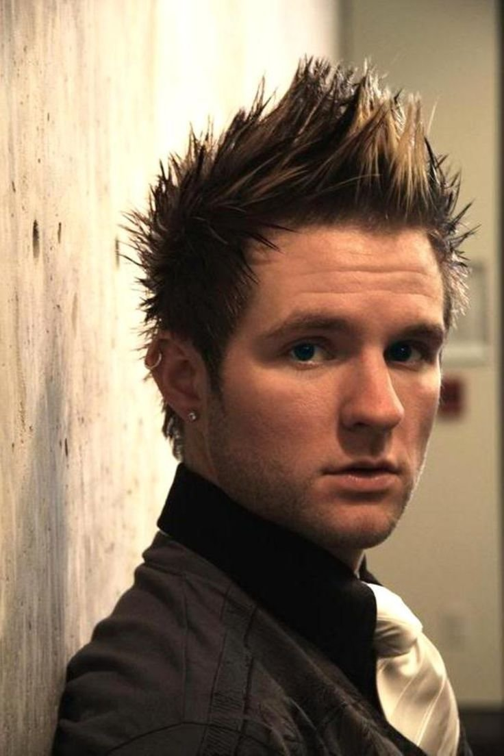 The Best Spiky Hairstyles For Men 2016 Men S Hairstyles Club Pictures