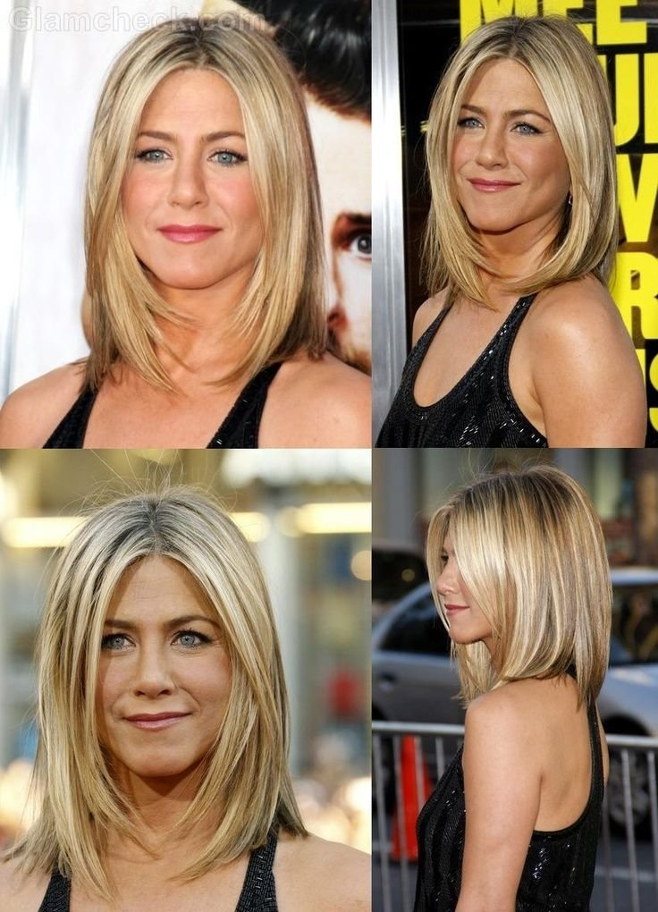 The Best 15 Great Jennifer Aniston Hairstyles In 2019 Hairstyle Pictures
