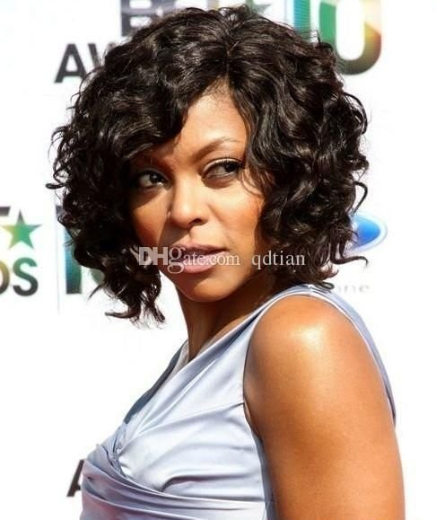 The Best Short Bob Body Wave 10Inch 12Inch Natural Color Black Glueless Brazilian V*Rg*N Hair Full Pictures