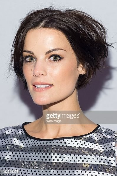 The Best Jaimie Alexander Attends The Erin Fetherston Show During Pictures