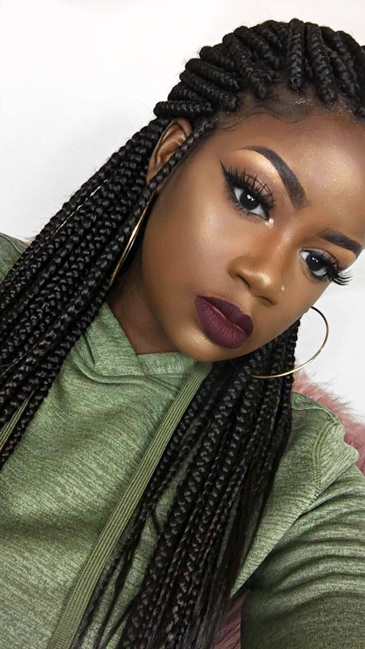 The Best Ig Anicolec Box Braids Black Hairstyles Braids Box Pictures