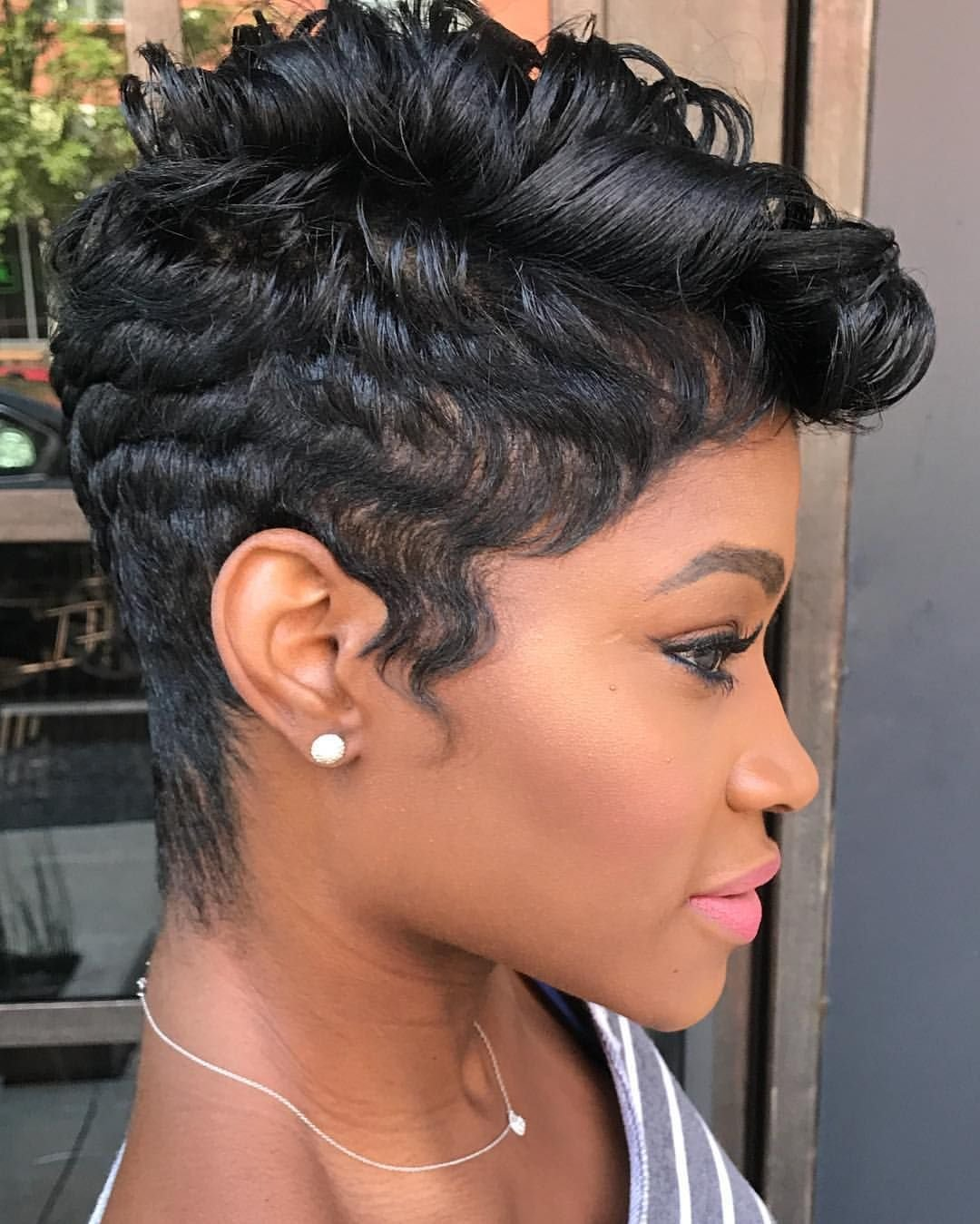 The Best Short Hair Business All Summer 17 ️ ️ ️ Hotlanta Pictures