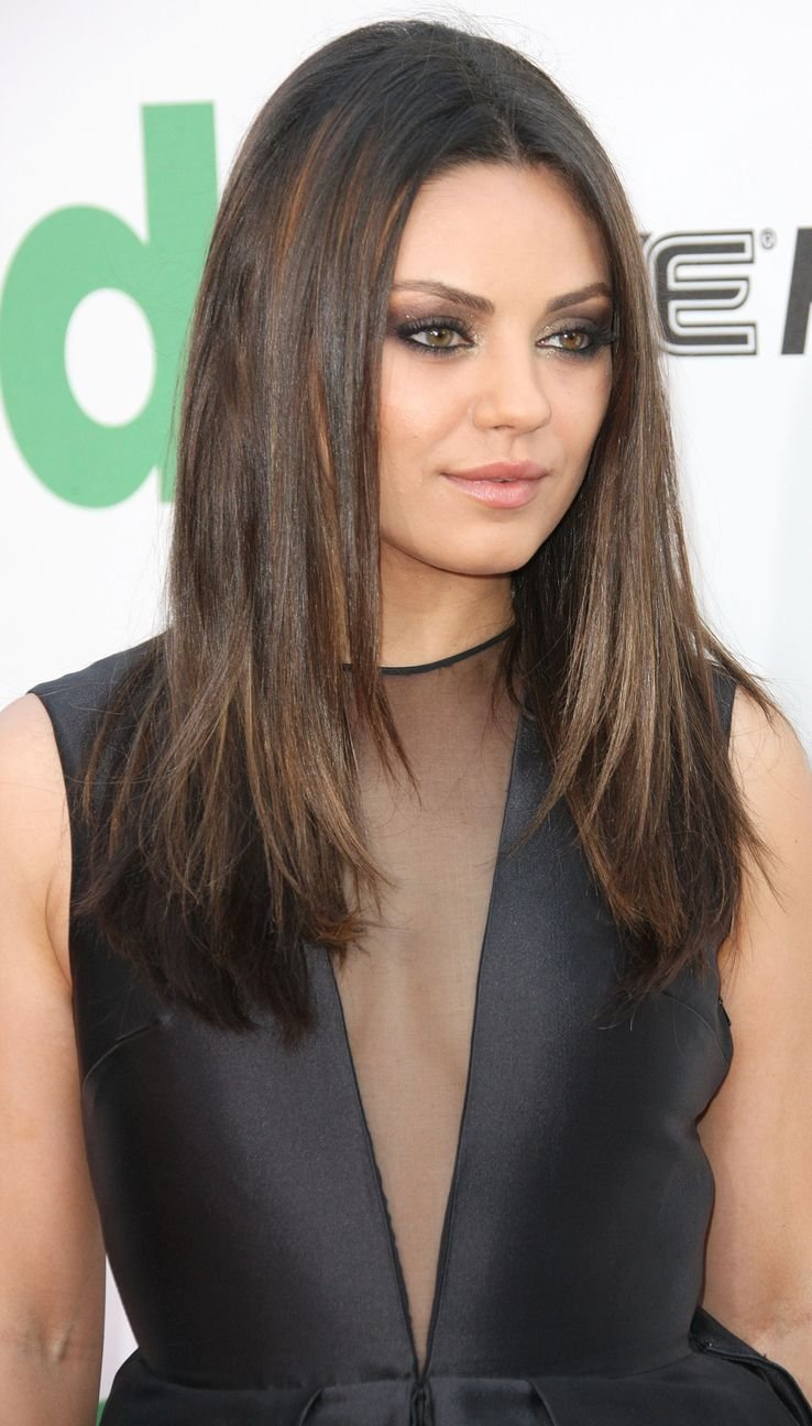 The Best Hair And Makeup Mila Kunis Celebrity Beauty Hair Pictures