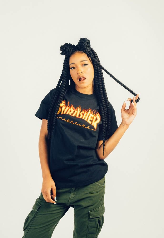 The Best Photoshoot With Sheridan – Keke Palmer Official Website Pictures