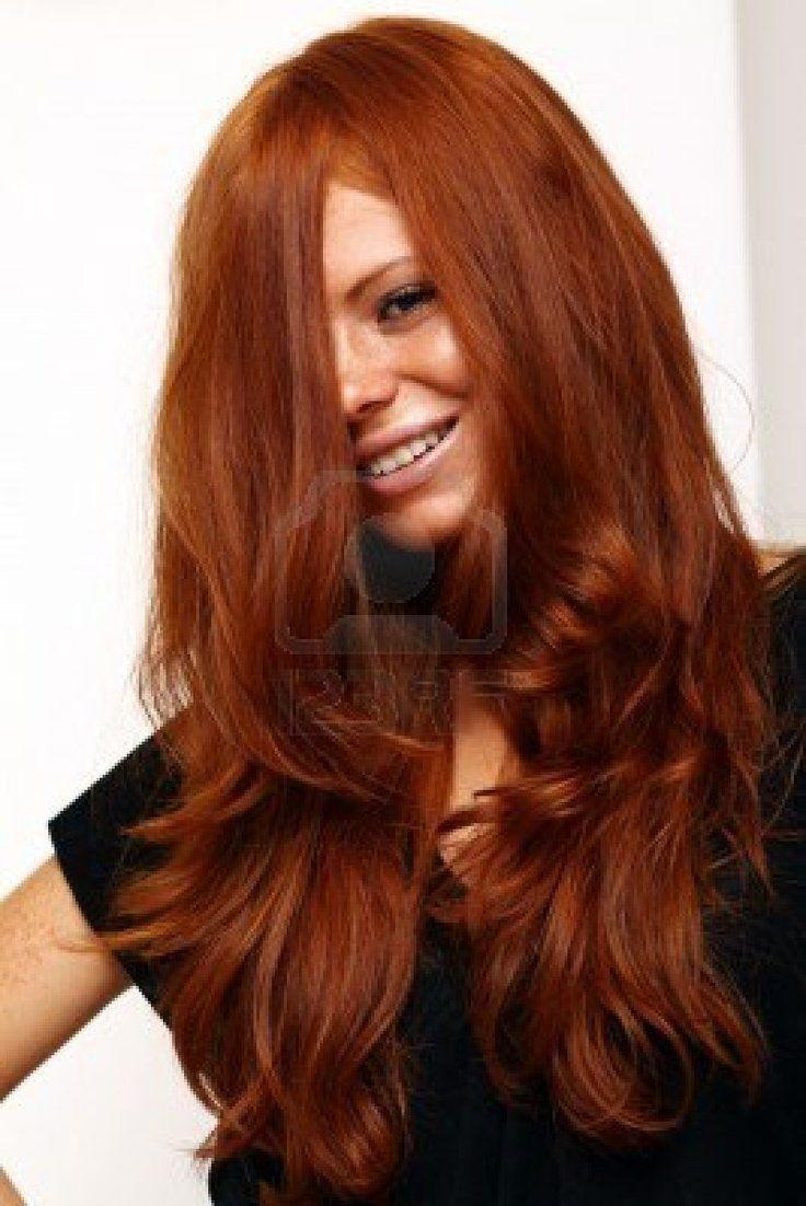 The Best Pin By Annora On Hair Color Inspiration Naturrote Haare Pictures