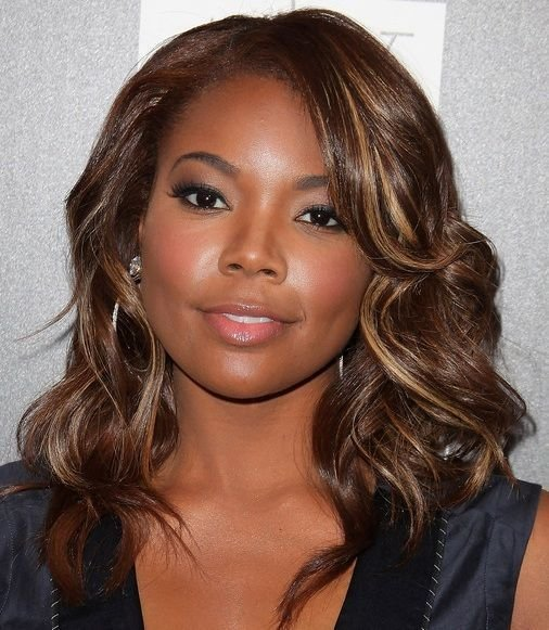 The Best Long Hairstyles For African Women With Round Faces Black Pictures
