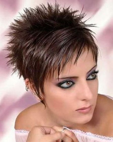 The Best 30 Spiky Haircuts For Women Short Hairstyles Short Pictures