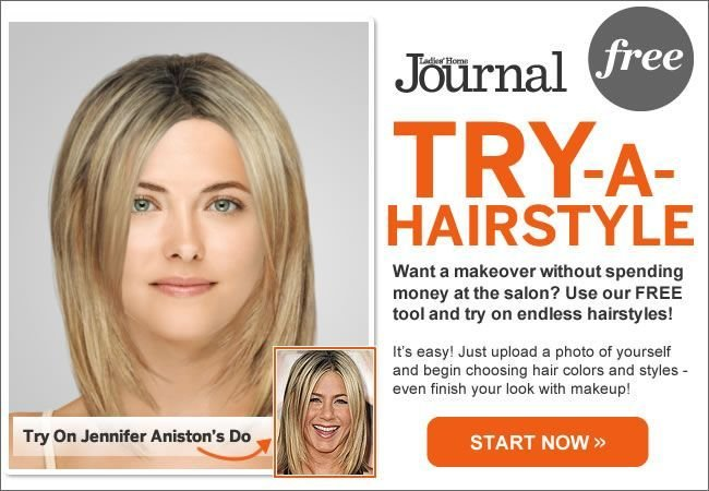 The Best Try A Hairstyle Our Free Makeover Tool Upload A Photo And Pictures