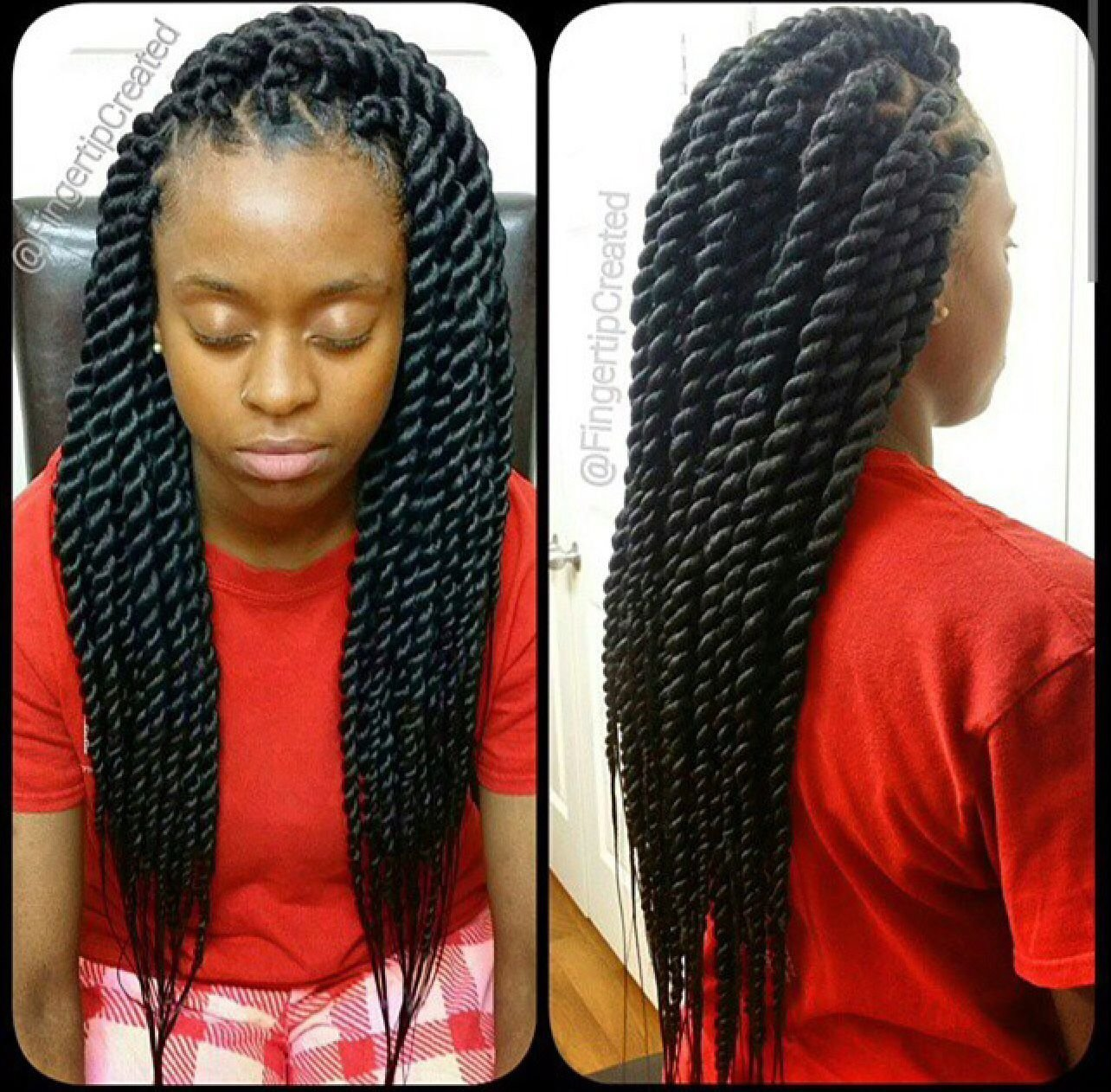 The Best Chunky Senegalese Twists Protective Hair Styles Can Be Pictures