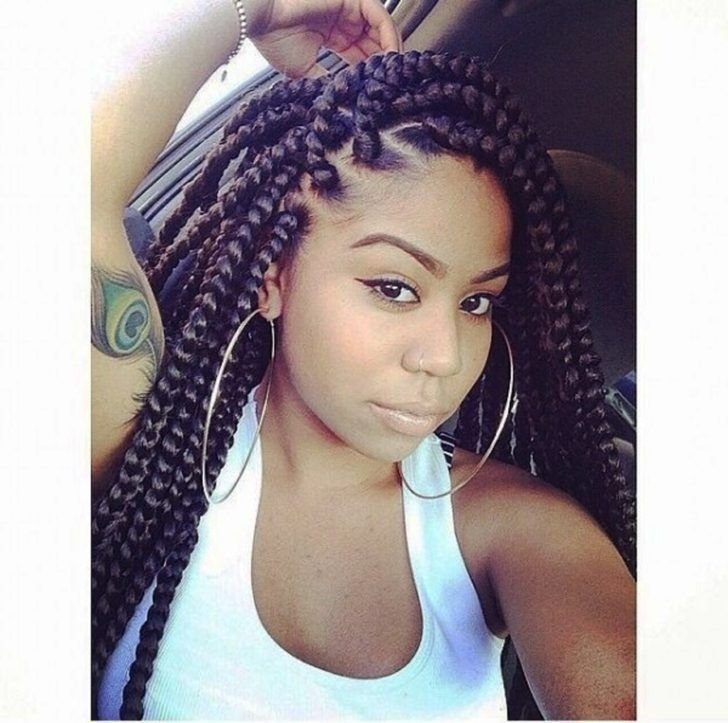 The Best Image Result For Big Braids Styles Unique Braids Pictures