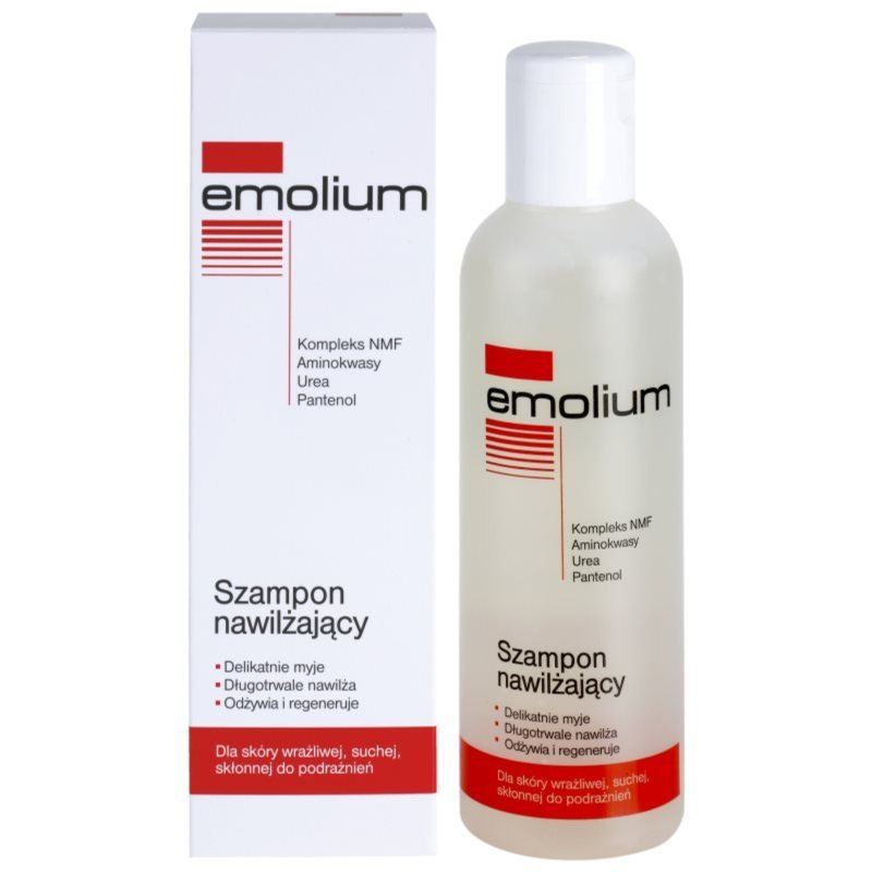 The Best Emolium Hair Care Moisturizing Shampoo For Dry And Pictures