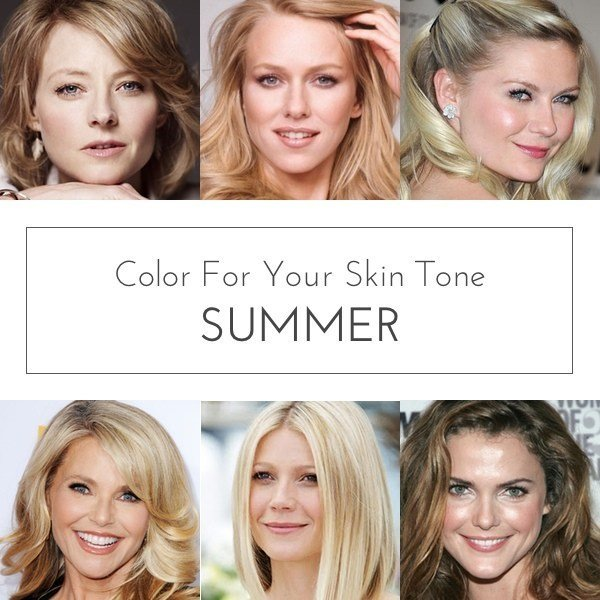 The Best Color For Your Skin Tone Summer 30 Day Sweater30 Day Pictures