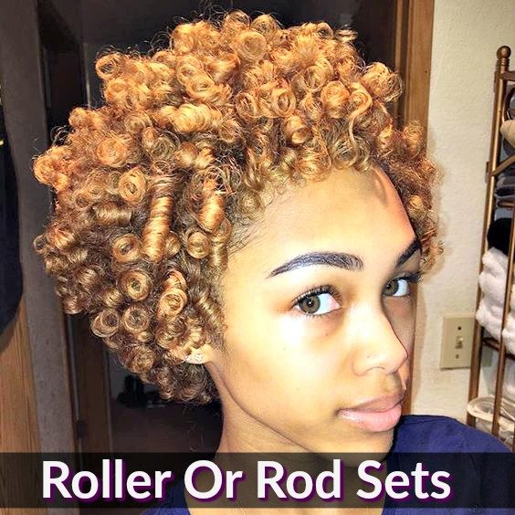 The Best Transitioning Hairstyles For Short Hair For Natural Hair Pictures