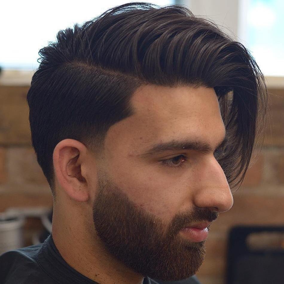 The Best 40 Statement Hairstyles For Men With Thick Hair Pictures