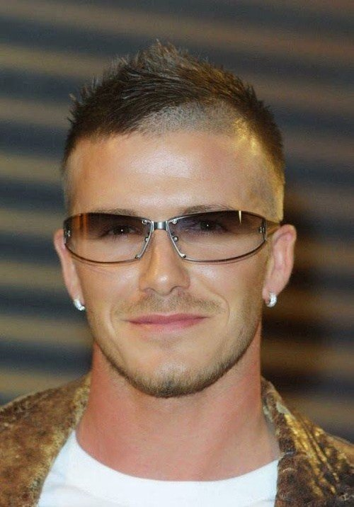 The Best David Beckham Haircuts – 20 Ideas From The Man With The Pictures