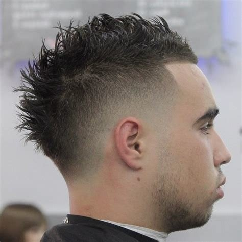 The Best The 40 Hottest Faux Hawk Haircuts For Men Pictures