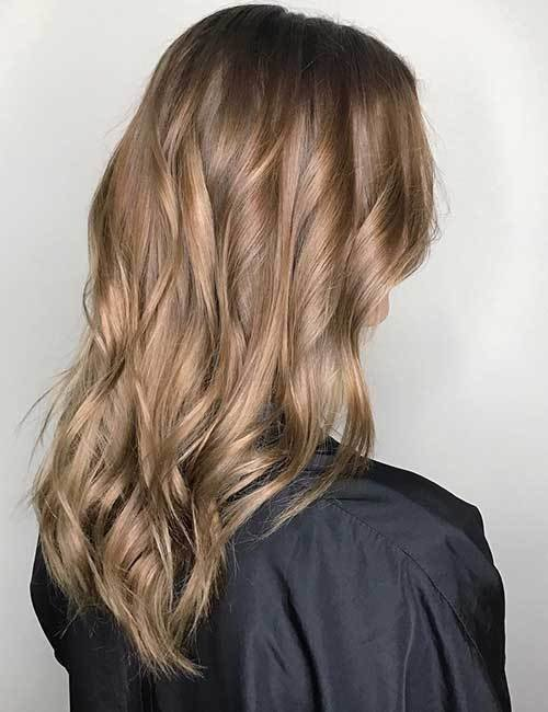 The Best 27 Best Light Brown Hair Color Ideas For 2018 Cute Pictures