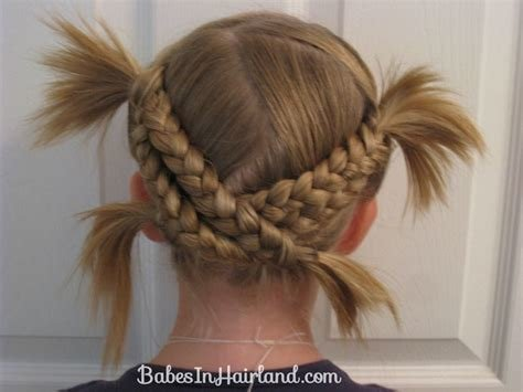The Best Fun Funky Braids For Summer B*B*S In Hairland Pictures