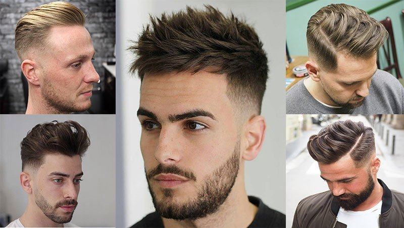 The Best Top 10 Hairstyles For Men Boys Pictures