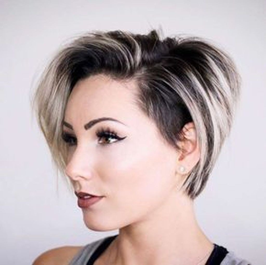 The Best 46 Trendy Short Haircuts Women Fashioomo Com Pictures