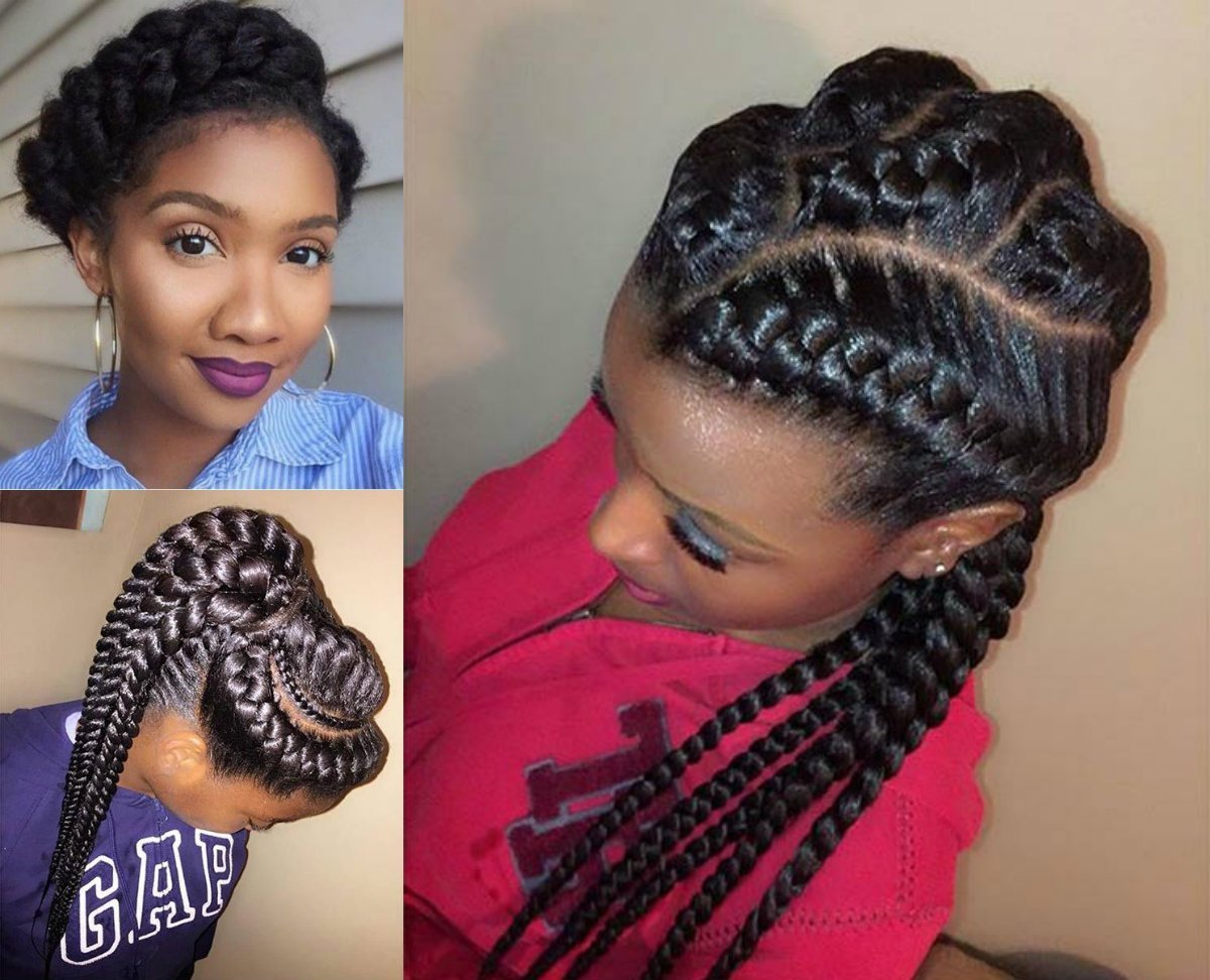 The Best Amazing African Goddess Braids Hairstyles You Will Adore Pictures