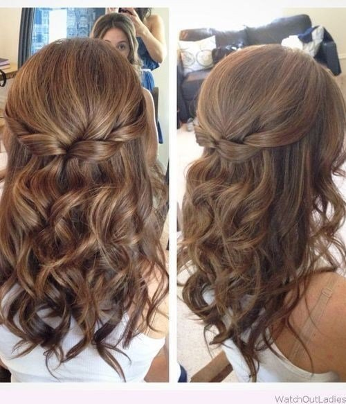 The Best 18 Elegant Hairstyles For Prom Crazyforus Pictures