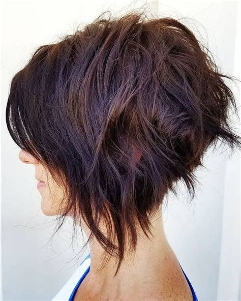 The Best Best A Line Bob Haircuts And Hairstyles 2019 Pictures