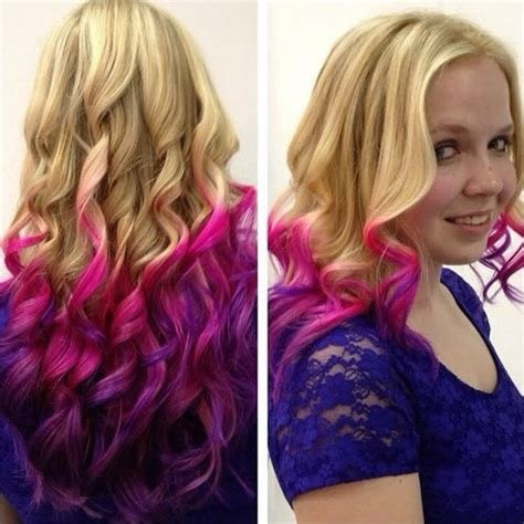 The Best 20 Luscious Pink Ombre Hairstyles Pictures