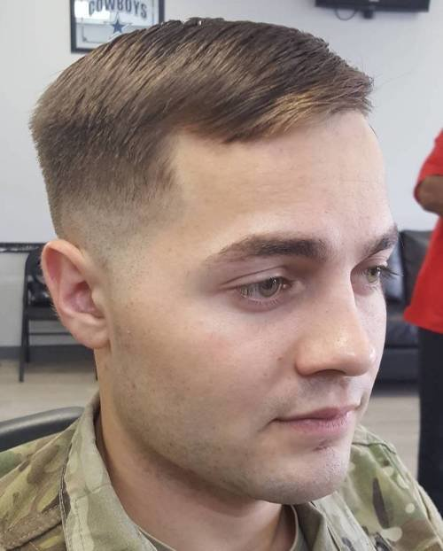 The Best 40 Different Military Haircuts For Any Guy To Choose From Pictures