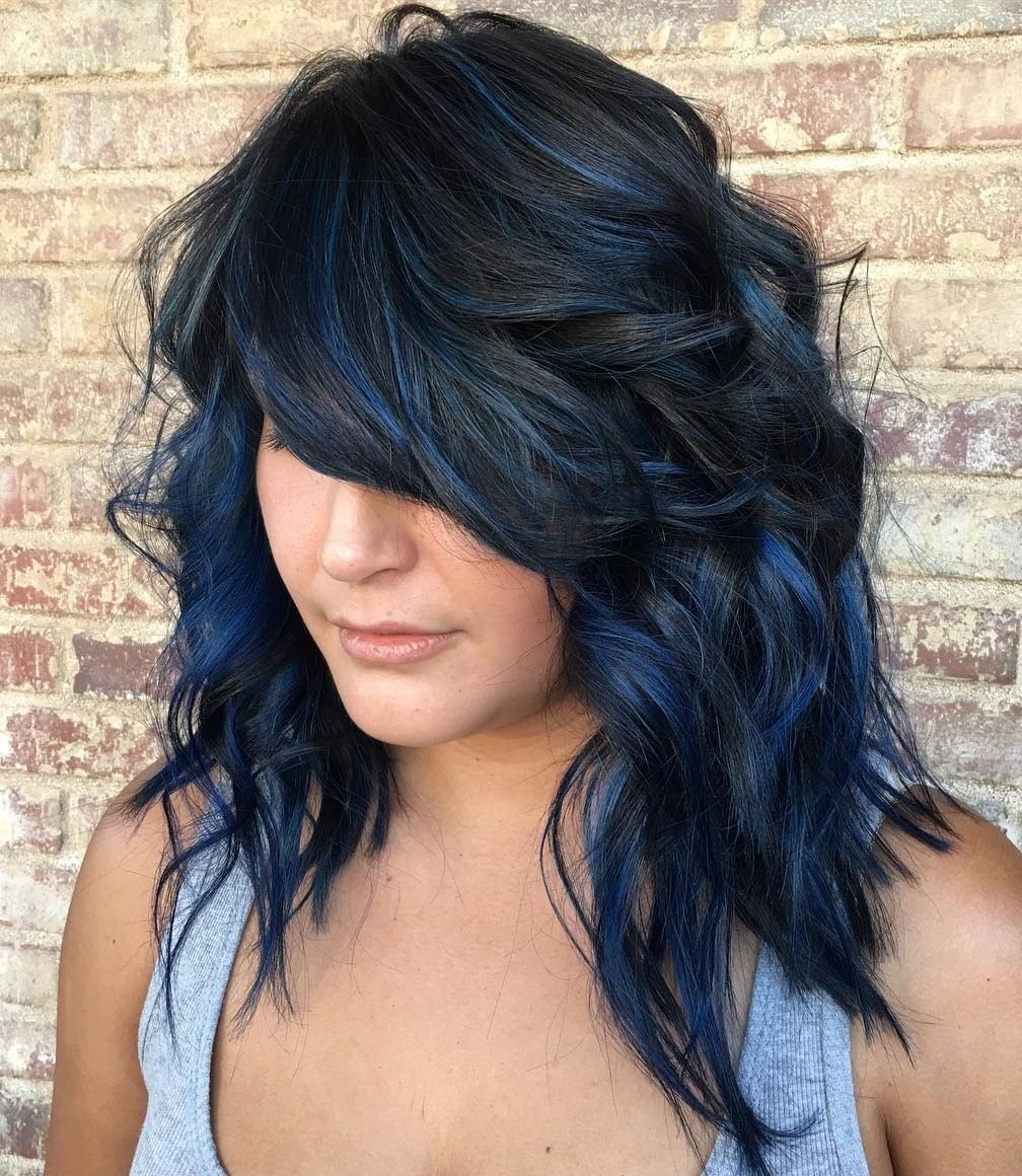 The Best Blue Black Hair How To Get It Right Pictures