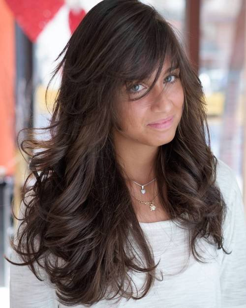 The Best 40 Side Swept Bangs To Sweep You Off Your Feet Pictures