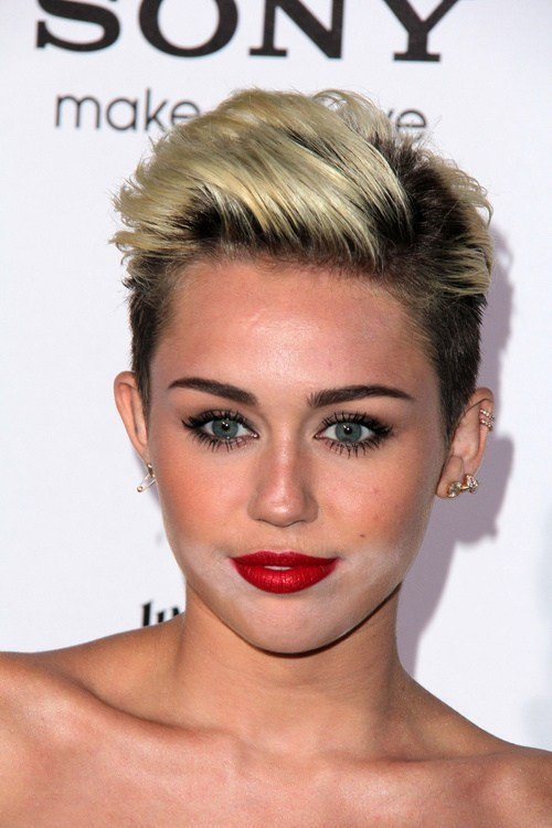 The Best Miley Cyrus Haircuts And Hairstyles – 20 Ideas For Hair Of Any Length Pictures