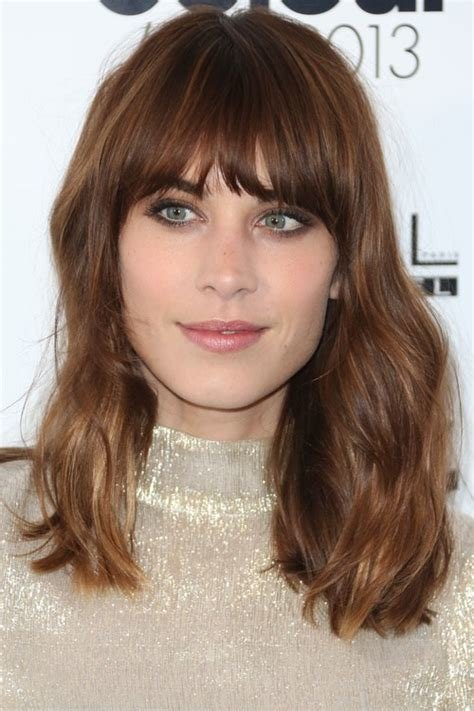 The Best 25 Best Fringe Hairstyles To Refresh Your Look Pictures