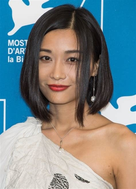 The Best 30 Modern Asian Girls' Hairstyles For 2019 Pictures