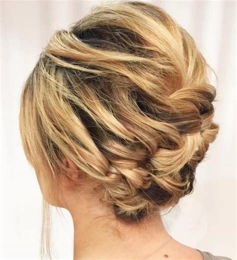 The Best 60 Updos For Short Hair – Your Creative Short Hair Inspiration Pictures
