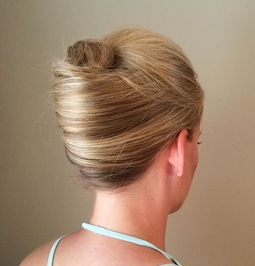 The Best 50 Stylish French Twist Updos Pictures